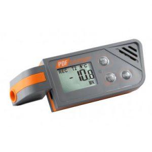 Inregistrator de temperatura USB, cu doua temperaturi, cu raport PDF