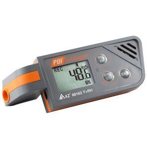 Inregistrator de temperatura si umiditate USB, cu raport PDF