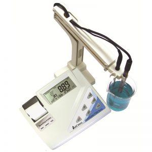 Multiparametru de laborator pH/ORP/Cond./TDS/Salinitate, cu imprimanta termica [86555]