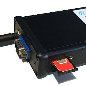 Modul monitorizare IP temperatura cu modem GSM [UTMON8-GSM]